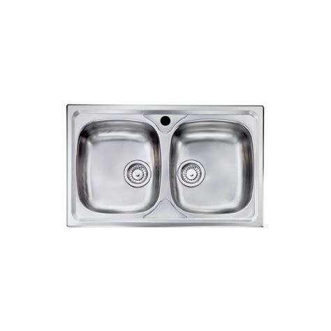 lavello due vasche lavello incasso inox