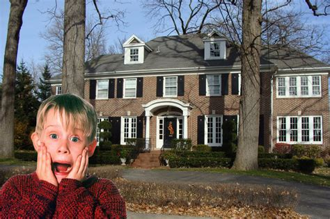 'Home Alone' Turns 25, but How Did the House Hold Up
