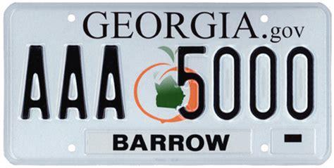 vanity plates ga license plate lookup ga plate number check
