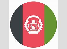 Afghanistan Flag Vector Emoji Icon Free Download Vector