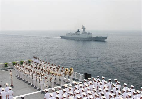 Chinese Navy Ships Spotted 12 Nautical Miles From US Coast ...