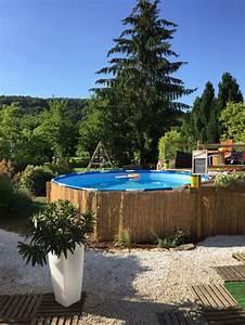 Piscine Hors Sol : best 20 piscine hors sol ideas on pinterest petite ~ Melissatoandfro.com Idées de Décoration