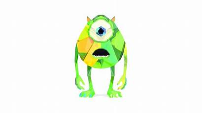 Maller Justin Mike Wazowski Inc Monsters Poly