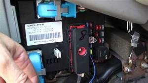 05 Chevy Malibu Fuse Box Locations