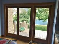 anderson patio doors Frenchwood Andersen Gliding Patio Door, Barkwood GAF ...