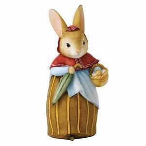 Beatrix Potter - Mrs Rabbit Figurine Peter's of Kensington