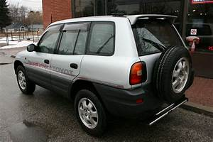 1996 Toyota RAV4 For Sale RightDrive Est 2007