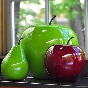 Pomme Rouge Deco : pomme decoration jardin decoration du jardin djunails ~ Teatrodelosmanantiales.com Idées de Décoration