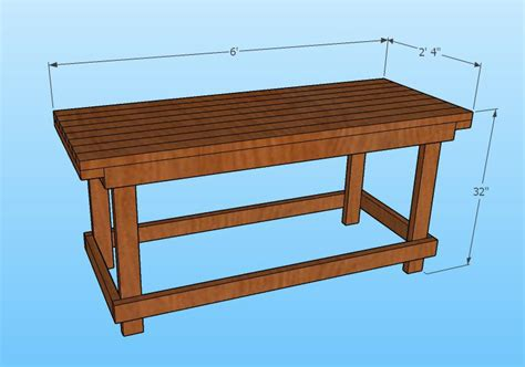 diy woodworking bench plans plans  beginners