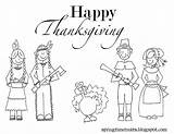 Thanksgiving Printables Printable Coloring Treat Puppets Treats Correctly Printing Sure Computer Scaled Before sketch template