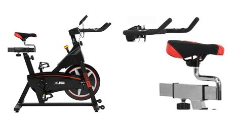 JLL IC300 PRO Indoor Cycle Review And Specs - By Fitness Elan