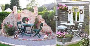 deco diy pour la salle de bain 15 idees laissez vous With idee deco cuisine avec pinterest jardin deco