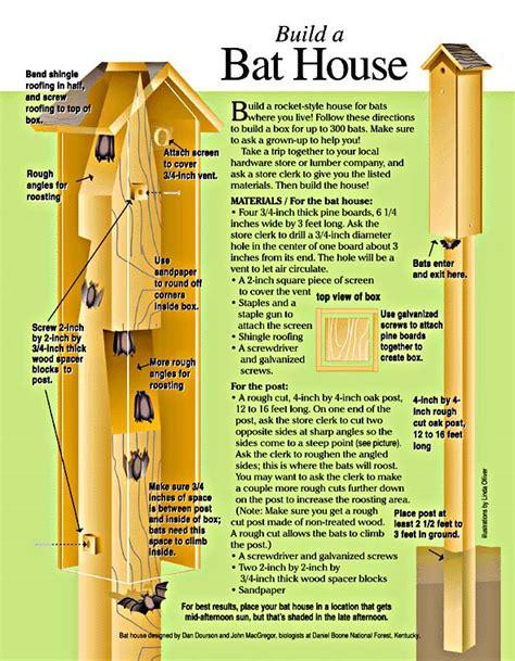 Make A House Plan by Samuel Wilson S Bat Houses Veggieboards