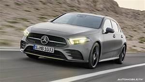 Nouveautés Mercedes Classe A 2018
