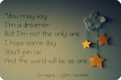 Not A Dreamer Quotes