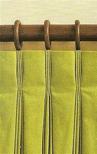 Inverted pinch pleat curtains linens for the home for Types of pleat curtains