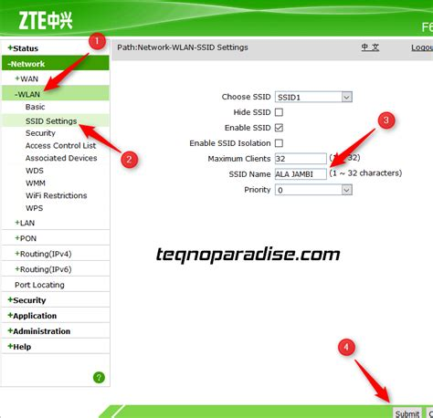 All of the default usernames and passwords for the zte f609 are listed below. Cara Benar Setting Modem indihome ZTE F609 FIBER LENGKAP