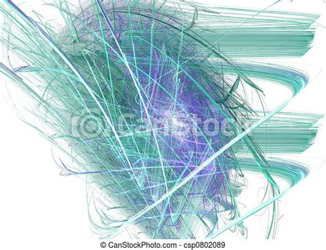 Abstratos, branca, chama, espiral, fundo.   CanStock