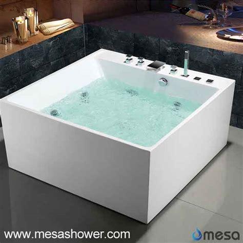china   product acrylic square shape bath tub