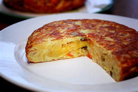 tortilla espanola spanish omelette check