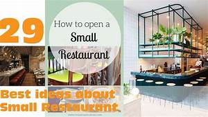 29 Best ideas about Small Restaurant Design HD - YouTube