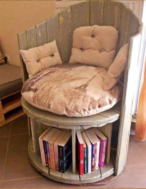 fresh takes  upcycled wooden cable spools  easy