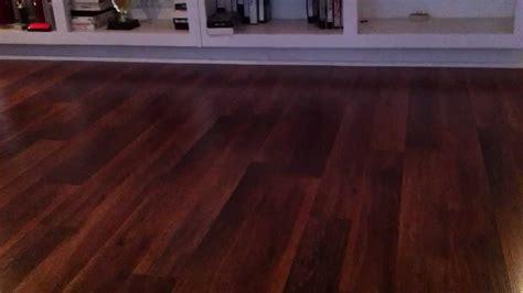 Dark Color Glueless Laminate Flooring Youtube
