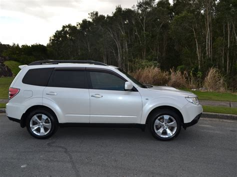 subaru forester xt premium  car sales qld gold
