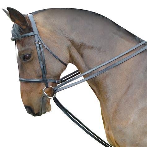 Kincade Leather Draw Reins - Equine Mania