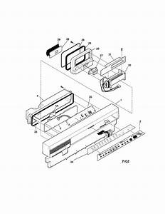 Frigidaire Dishwasher Parts