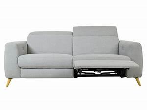 canape en tissu pratique et esthetique l39ami de vos With tapis ethnique avec canapé relax 2 5 places