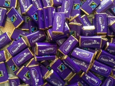 cadburys dairy milk miniatures sweets mini chocolate