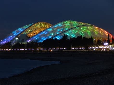 Fisht Olympic Stadium - Wikipedia