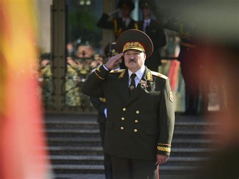 This outlandish action by lukashenko will have serious implications.' 'lukashenko and his regime today showed again its contempt for international community and its citizens. UK targets 'fraudulent' Belarusian leader Lukashenko with sanctions | Shropshire Star