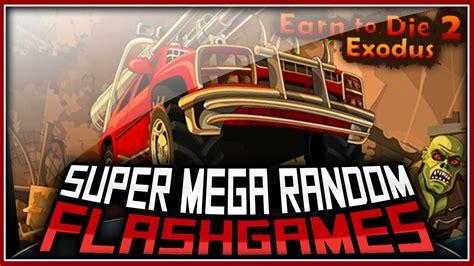 Super Mega Random Flash Game