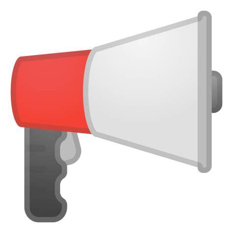 loudspeaker emoji meaning  pictures