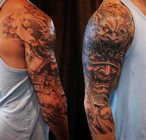 chronic ink tattoo toronto tattoo samurai warrior