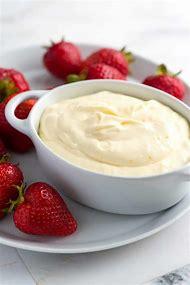 Easy Cream Cheese Fruit Dip Recipe