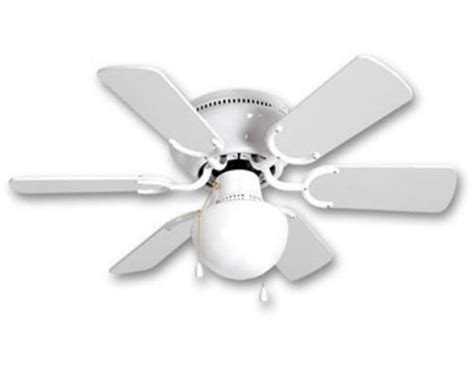 Turn Of The Century Hebe 30in White Ceiling Fan At Menards®
