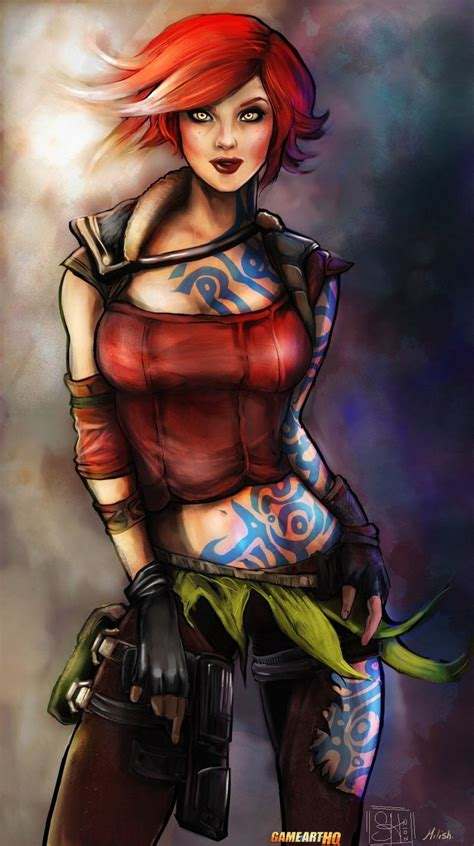Lilith From The Borderlands Series