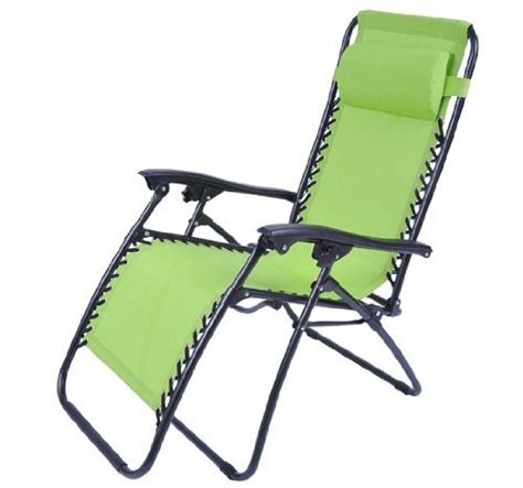 outsunny zero gravity recliner lounge chair lime green
