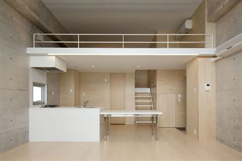 Loft House Renovation by Architecture In 2019 Japanese Architecture Rental