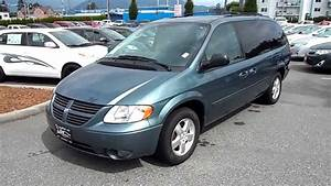 Sold  2006 Green Dodge Grand Caravan Sxt For Sale At