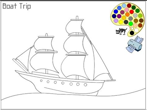 Pirate Ship Coloring Page by Pirate Ship Coloring Pages For Pirate Ship Coloring