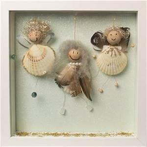Basteln Mit Muscheln : bastelidee geschenkidee engel aus muscheln basteln kostenlose bebilderte bastelanleitung im ~ Frokenaadalensverden.com Haus und Dekorationen