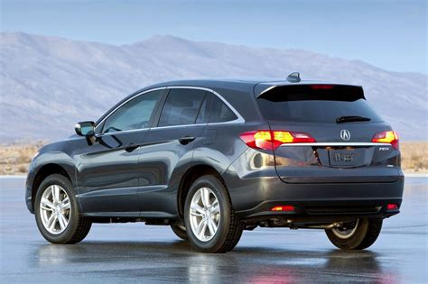 top gear  acura rdx