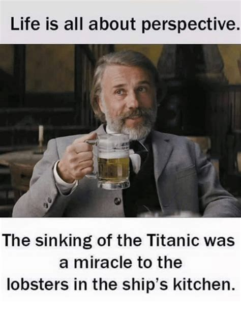 Ship Sinking Pictures by Life Is All About Perspective The Sinking Of The Titanic