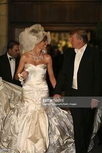 The wedding of Donald Trump Sr. and Melania Trump at The ...
