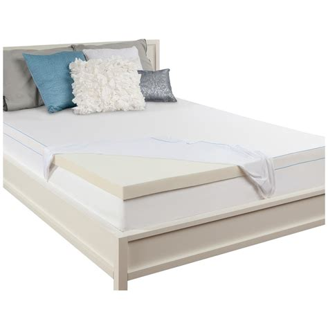 3 memory foam mattress topper sealy memory foam mattress topper 3 quot 671039 mattress