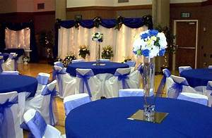 blue and silver wedding decorations wedding party decor With blue and silver wedding ideas